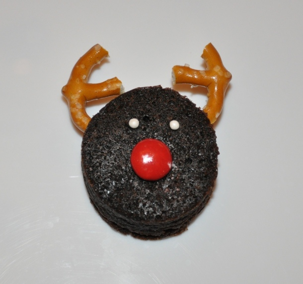 Brownie Reindeer a
