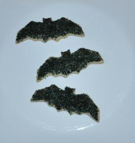 Bat cookies a